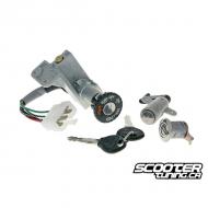 key Ignition Switch (Kymco Super9 50)