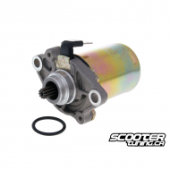 Electric Starter Motor for Piaggio 2T