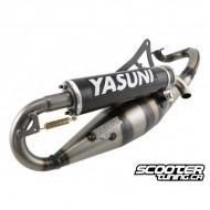 Exhaust system Yasuni R aluminium