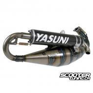 Exhaust system Yasuni Carrera 21 Kevlar