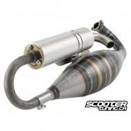 Exhaust System 2Fast 70cc (Piaggio)