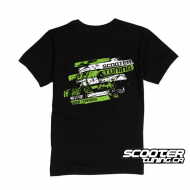 T-Shirt ScooterTuning Race Black