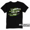 T-Shirt ScooterTuning Race Black