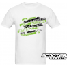 T-Shirt ScooterTuning Race White