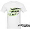 T-Shirt ScooterTuning Race White