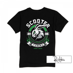T-Shirt ScooterTuning Team Black