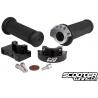 Throttle Grip NCY Bearing Type Black
