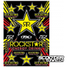 Sticker kit FX Rockstar