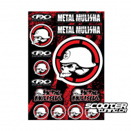 Sticker kit FX Metal Mulisha (B)