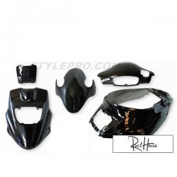 Complete Fairing kit PGO Bigmax Black