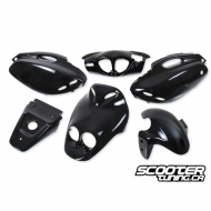 Complete Fairing kit PMX/Rattler/Roughouse Black