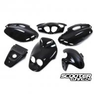 Complete Fairing kit PMX/Rattler/Roughouse Black