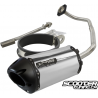 Exhaust Two Brothers Racing Ruckus Fatty (Aluminium Black)