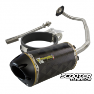 Exhaust Two Brothers Racing Ruckus Fatty (Carbon)