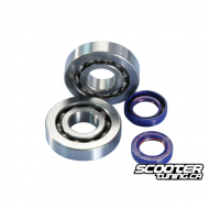 Crankshaft Bearing Polini Evolution (Piaggio)