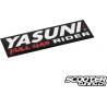 Sticker Yasuni 11x4cm