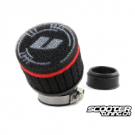 Airfilter Voca Racing Black 48mm
