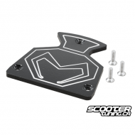 Front Battery Box Plate Makoa Black Honda Ruckus
