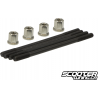 Extended Cylinder Studs 120mm (Dio)