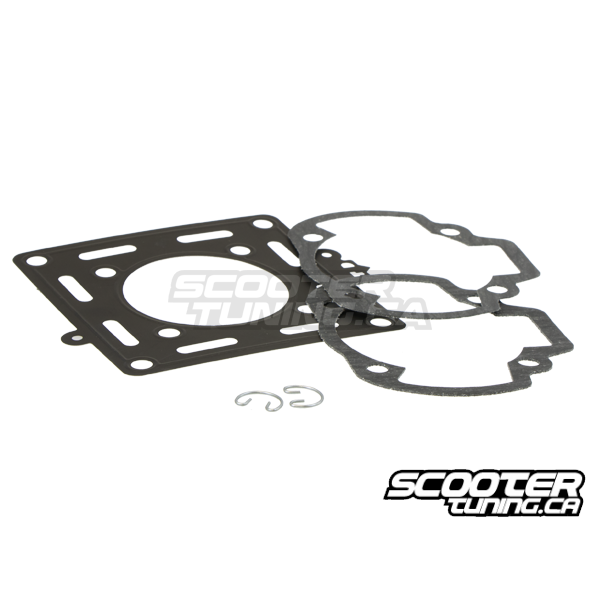 Cylinder Head For Cylinder Piaggio Liquid Cooled: Cylinder Kit Gasket Taida Liquid Cooled 114cc (Square Head