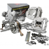Engine Combo Taida Ceramic 180cc 4V (54mm Spacing)