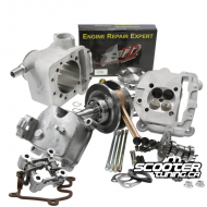Engine Combo Taida Ceramic 232cc 4V Liquid Cooled (57mm Spacing)