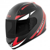 Helmet Joe Rocket Reactor Black/Red/White