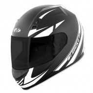 Helmet Joe Rocket Reactor Series Black/White
