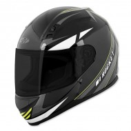 Helmet Joe Rocket Reactor Series Grey/Hi-Viz