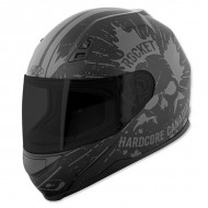 Helmet Joe Rocket Hardcore CDN Charcoal