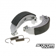 Rear Brake Shoes Polini (Bws'R/Zuma)