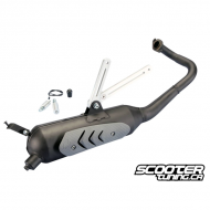 Exhaust Polini Speed (Kymco)