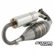 Exhaust 2Fast 100cc RC-ONE (Piaggio)