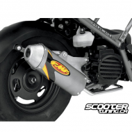 Exhaust FMF Powercore4 Honda Ruckus
