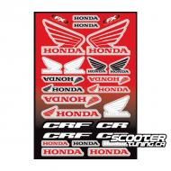 Sticker kit FX Honda