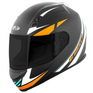 Helmet Joe Rocket Reactor Series Black/Yellow/Blue