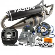 Engine Package Polini Sport 70cc & Yasuni Z (Bws/Zuma)