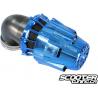 Airfilter Polini Short 90° Blue (37mm)