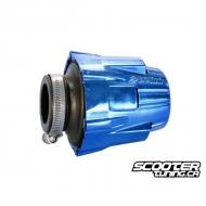 Airfilter Polini Short Straigh Blue (37mm)