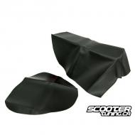 Seat cover Black Carbon (Aprilia SR50)