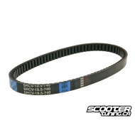 Replacement Drive Belt (Piaggio 4T)