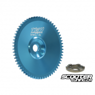 Front Pulley Dio ZX Blue