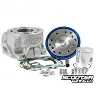 Cylinder kit 2Fast FL 70cc RC-ONE (Flanged Mount)