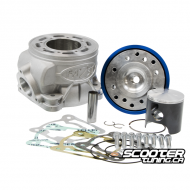 Cylinder kit 2Fast 100cc RC-ONE (Flanged Mount)