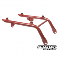 Lower Seat Chimera Red Honda Ruckus