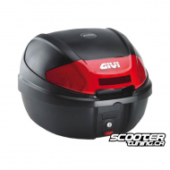 Top Case Givi E300 Monolock Black 30L