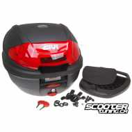 Top Case Givi E300N2 Monolock Black 30L