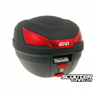 Top Case Givi B27 Bauletto Monolock Black 27L