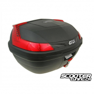 Top Case Givi B33 Bauletti Monolock Black 33L