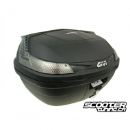 Top Case Givi B47 Blade Tech Monolock Black 47L